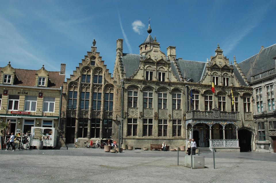 Carnets de voyage Belgique - Bruges